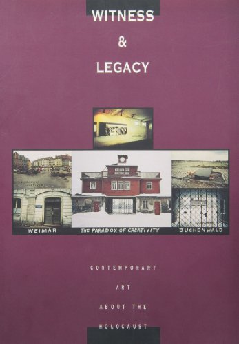 9780822531487: Witness and Legacy: Contemporary Art about the Holocaust
