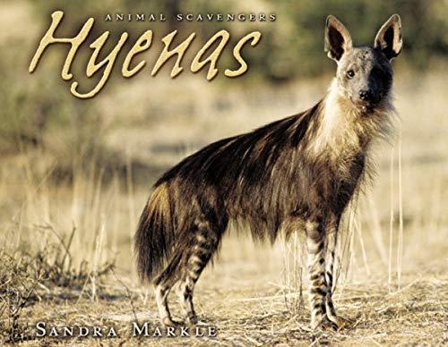 9780822534686: Hyenas (Animal Scavengers)