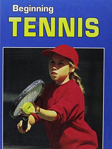 Beginning Tennis (Beginning Sports): Julie Jensen; Adapter-Marc
