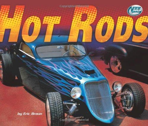 9780822535317: Hot Rods (Motor Mania)