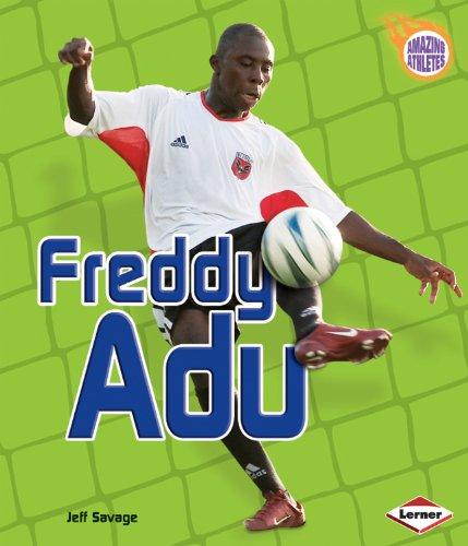 9780822535959: Freddy Adu (Amazing Athletes)