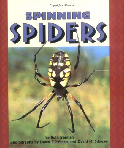 9780822536048: Spinning Spiders (Pull Ahead Books)