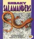 9780822536185: Sneaky Salamanders (Pull Ahead Books)