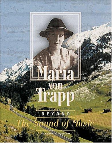9780822537496: Maria Von Trapp: Beyond The Sound of Music