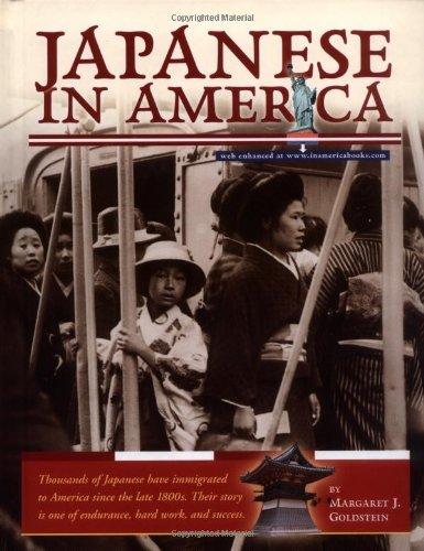 Japanese in America: Goldstein, Margaret J.