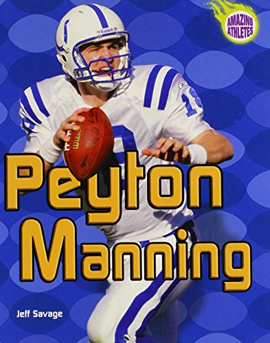 9780822540342: Peyton Manning (Amazing Athletes)