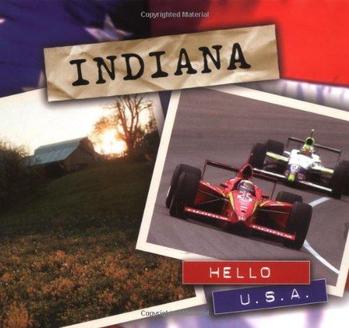 Indiana (Hello USA Series): Swain, Gwenyth