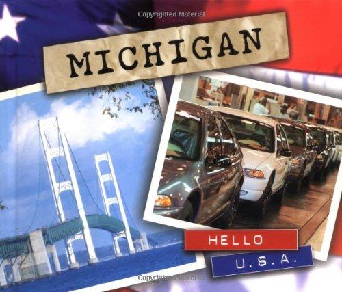Michigan (Hello U.S.A.): Sirvaitis, Karen