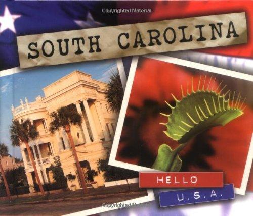9780822540878: South Carolina (Hello USA Series)