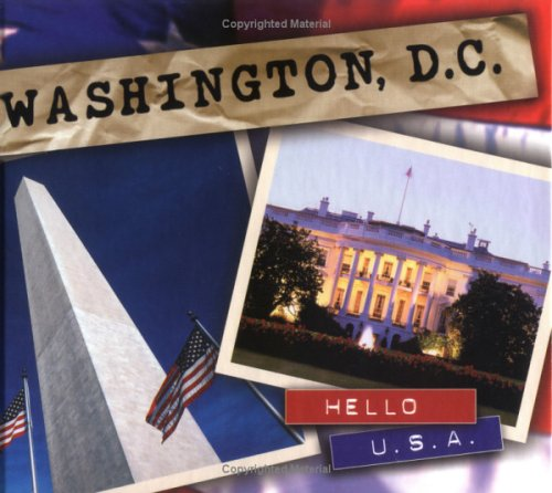 9780822540915: Washington, D. C. (Hello USA Series)