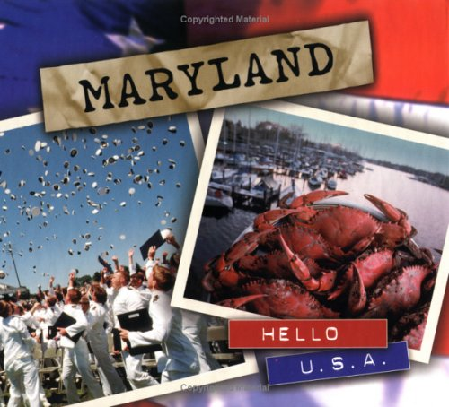 9780822540946: Maryland (Hello USA)