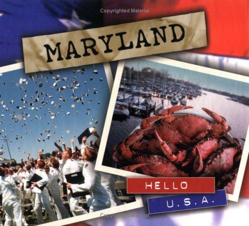 9780822540946: Maryland (Hello USA Series)