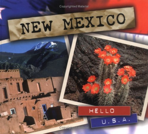 9780822540960: New Mexico (Hello U.S.A.)