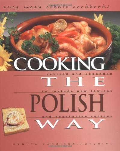 9780822541196: Cooking the Polish Way (Easy Menu Ethnic Cookbooks)