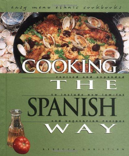 9780822541226: Cooking the Spanish Way (Easy Menu Ethnic Cookbooks)