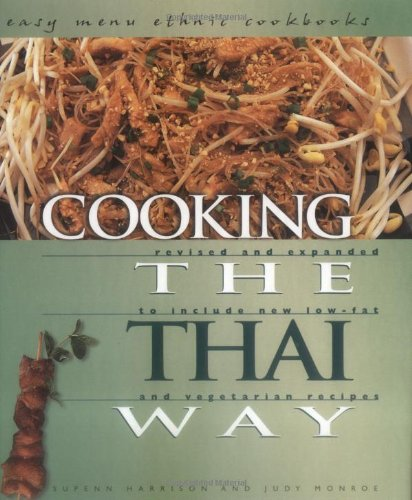 9780822541240: Cooking the Thai Way (Easy Menu Ethnic Cookbooks)
