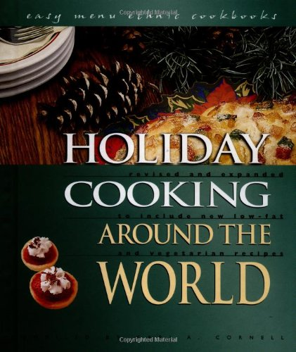 9780822541288: Holiday Cooking Around the World (Easy Menu Ethnic Cookbooks)