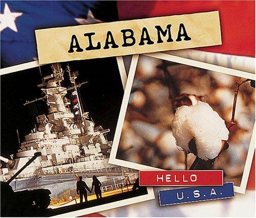 9780822541431: Alabama (Hello USA)