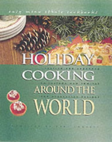 9780822541592: Holiday Cooking Around the World (Easy Menu Ethnic Cookbooks)