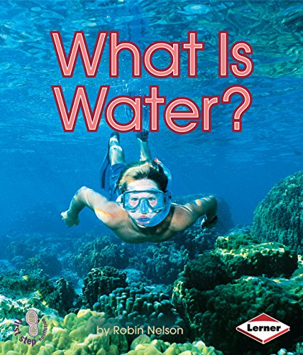9780822545897: What Is Water? (First Step Nonfiction Water)