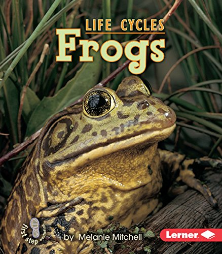 9780822546016: Frogs (First Step Nonfiction ― Animal Life Cycles)