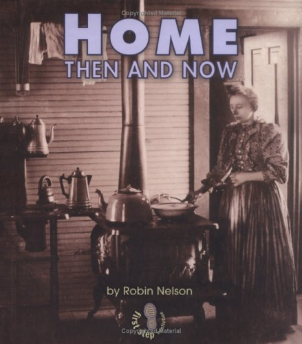 Home 9780822546429 Presents a brief look at how homes in the United States have changed over the years.