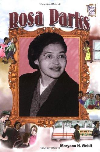 9780822546733: Rosa Parks (History Maker Bios)