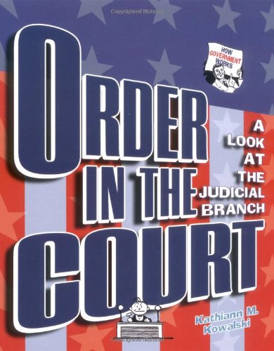 Order in the Court: A Look at: Kathiann M. Kowalski