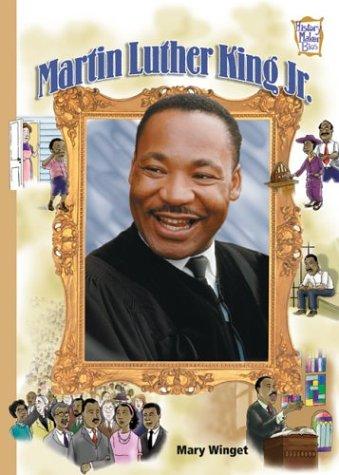 9780822548041: Martin Luther King, Jr. (History Maker Bios (Lerner))