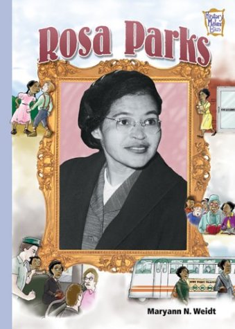 9780822548058: Rosa Parks (History Maker)