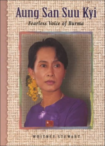 9780822549314: Aung San Suu Kyi: Fearless Voice of Burma (Lerner Biographies)