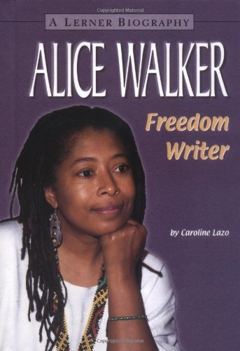 alice walker annotated biography Dive deep into alice walker's everyday use with extended analysis everyday use analysis alice walker class, and gender, with an annotated bibliography.