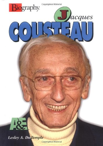 Jacques Cousteau (Biography (Lerner Hardcover)): DuTemple, Lesley A.