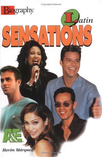 9780822549932: Latin Sensations (Biography (A & E))