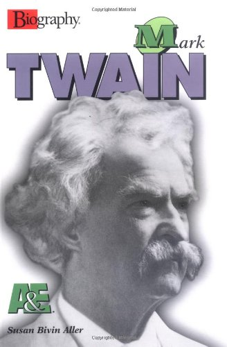 9780822549949: Mark Twain (Biography (A & E))