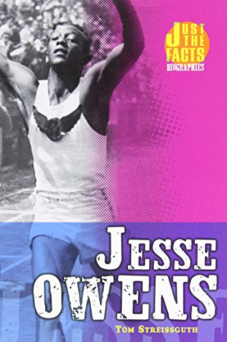 9780822553182: Jesse Owens (Just the Facts Biographies)