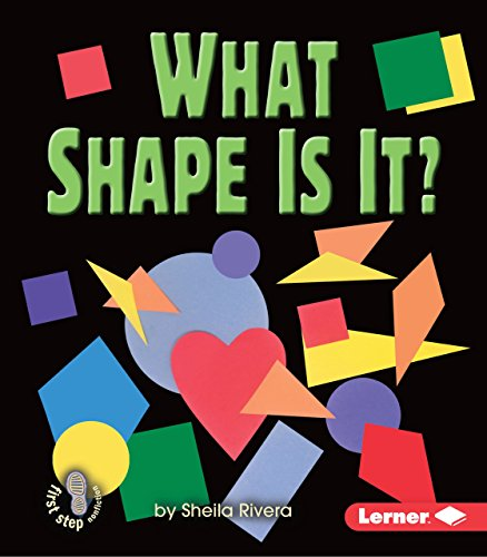 9780822554073: What Shape Is It? (First Step Nonfiction)