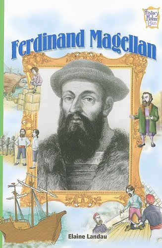 9780822557852: Ferdinand Magellan (History Maker Bios)