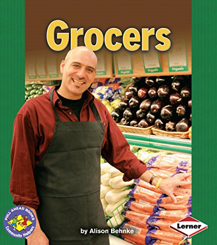 9780822558118: Grocers (Pull Ahead Books)