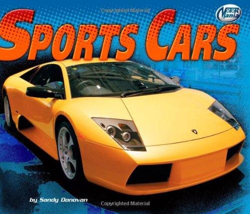 9780822559283: Sports Cars (Motor Mania)