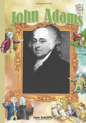 9780822559405: John Adams (History Maker Bios (Lerner))