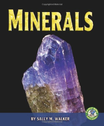 Minerals (Early Bird Earth Science): Walker, Sally M.