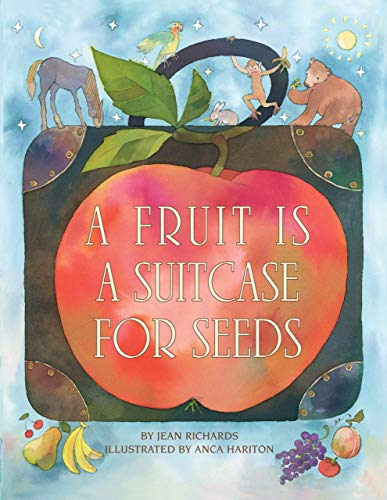 9780822559917: A Fruit Is a Suitcase for Seeds (Exceptional Nonfiction Titles for Primary Grades)