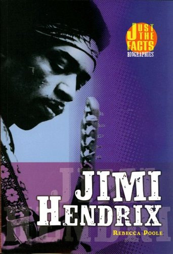 9780822559948: Jimi Hendrix (Just the Facts Biographies)