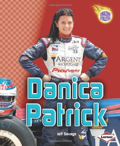 9780822560128: Danica Patrick (Amazing Athletes)