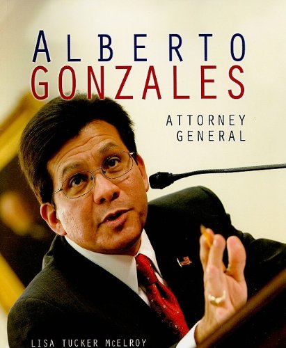 9780822560586: Alberto Gonzales (Gateway Biography) (Gateway Biographies)
