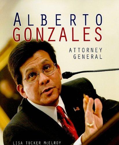 9780822560586: Alberto Gonzales (Gateway Biography)