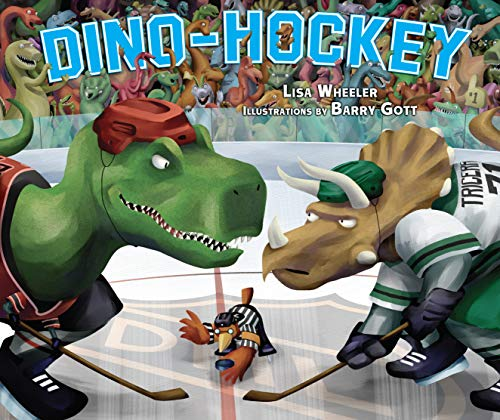 9780822561910: Dino-Hockey (Carolrhoda Picture Books) (Dino-Sports)