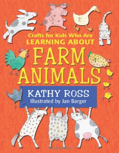 9780822563662: Crafts for Kids Who Are Learning About Farm Animals