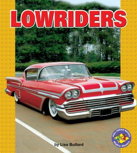 9780822563792: Lowriders (Pull Ahead Books)